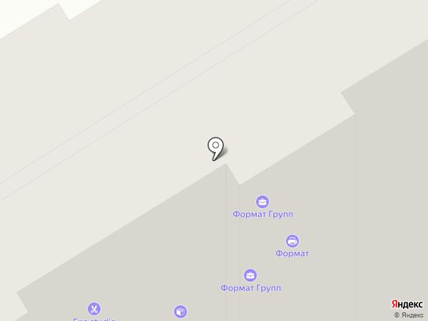 Формат-Групп на карте Твери