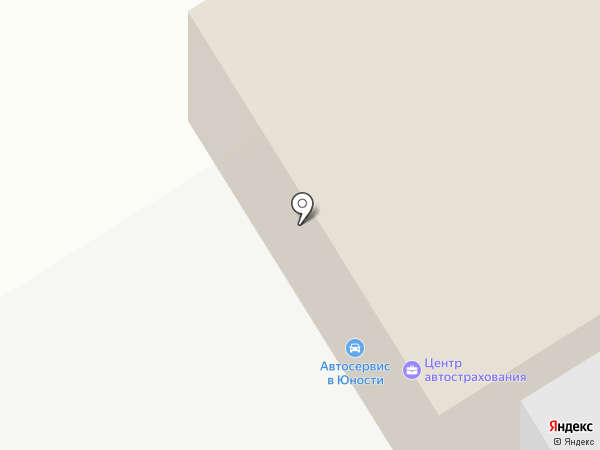 Тверская свечная фабрика на карте Твери