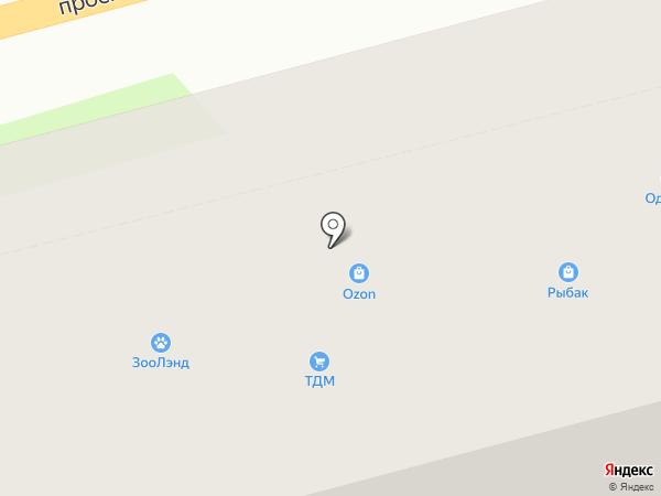 Оптовая компания на карте Твери