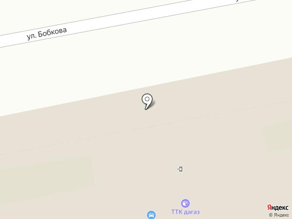 РСК-Тверь на карте Твери