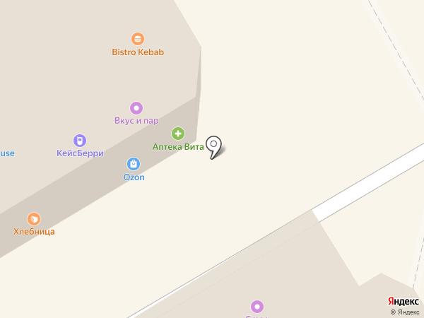 РосДеньги на карте Твери