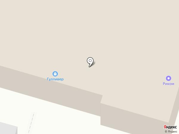 Метроком Групп на карте Твери