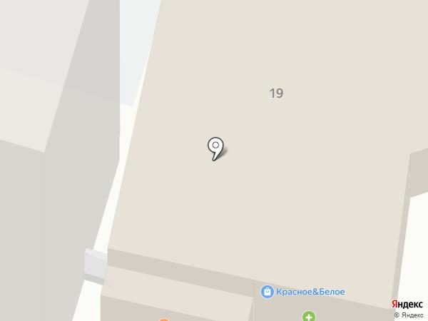Винмаг на карте Твери