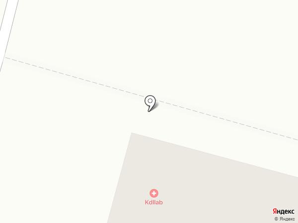 Медицинская клиника KDLLAB на карте Твери