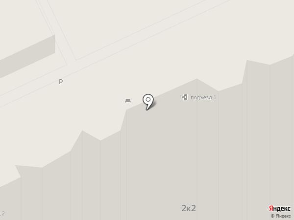 Мед-Амко на карте Твери