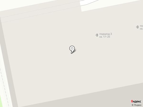 Фортресс на карте Твери