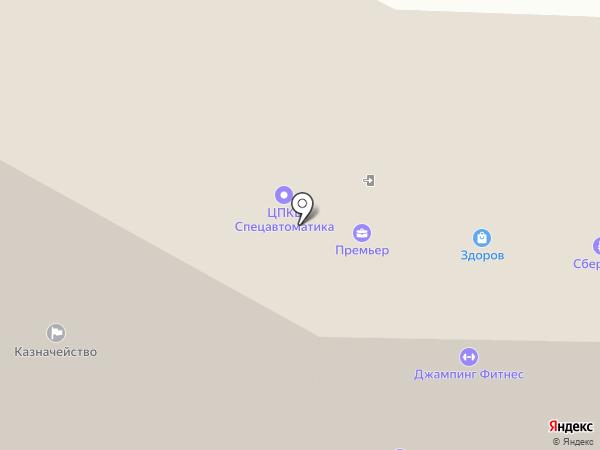 Лига защитников пациентов на карте Твери