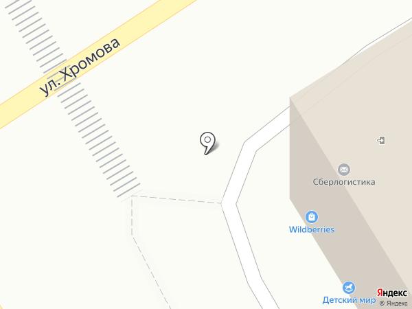 ЛОМБАРД ГОЛД на карте Твери