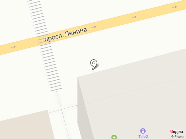 Аптечный пункт на карте Твери