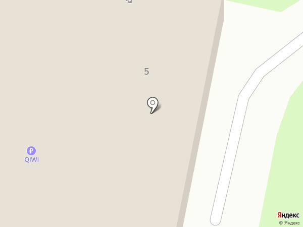 Келси на карте Твери