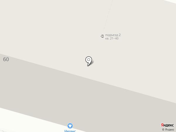 Нюанс на карте Твери