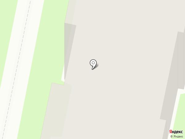 Диадема на карте Твери