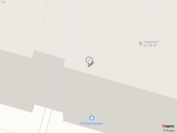 Гупеха на карте Твери