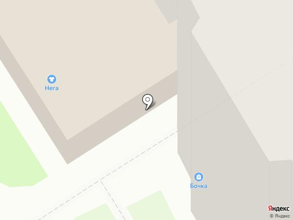 ПИТЬ на карте Твери