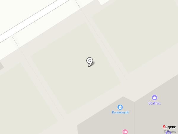 Штоff на карте Твери