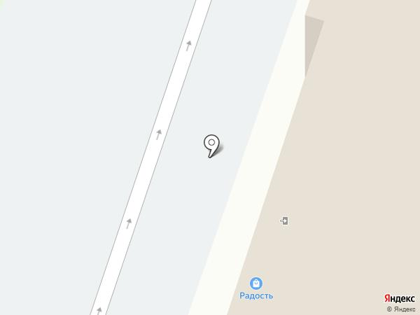 Планета на карте Твери