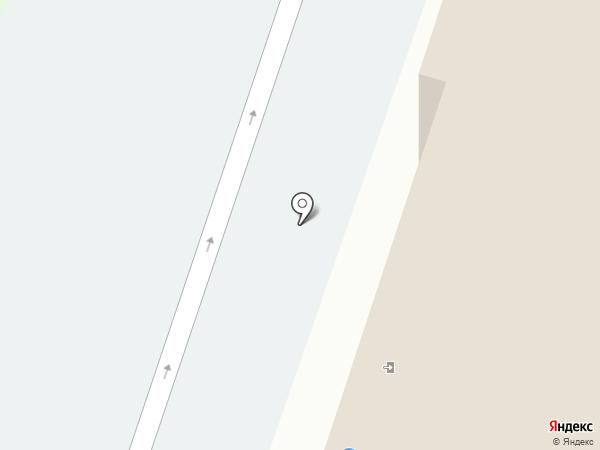 Техпорт на карте Твери