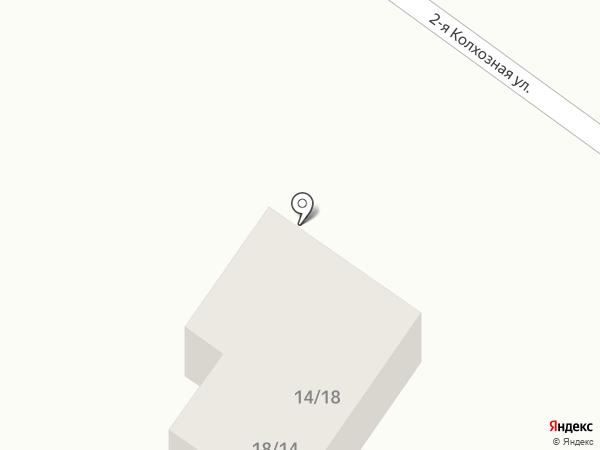 Зевс на карте Твери