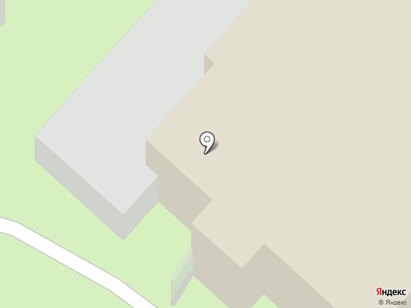 Основа на карте Твери