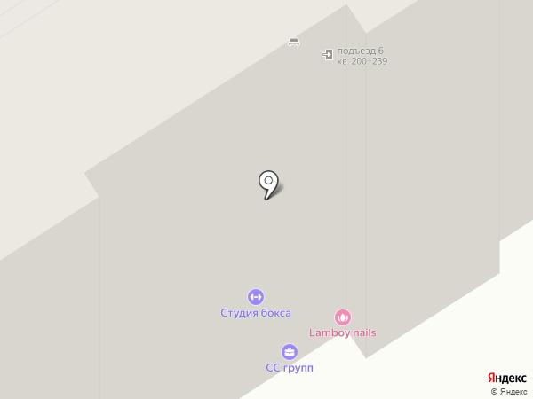 Домрик на карте Твери