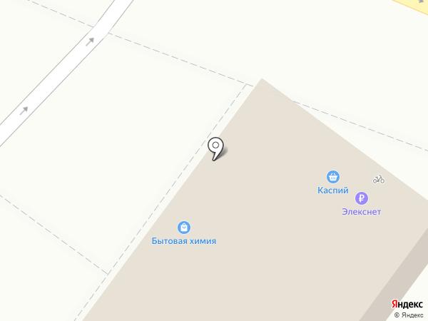Орхан на карте Твери