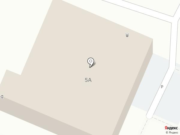 Стиль на карте Твери