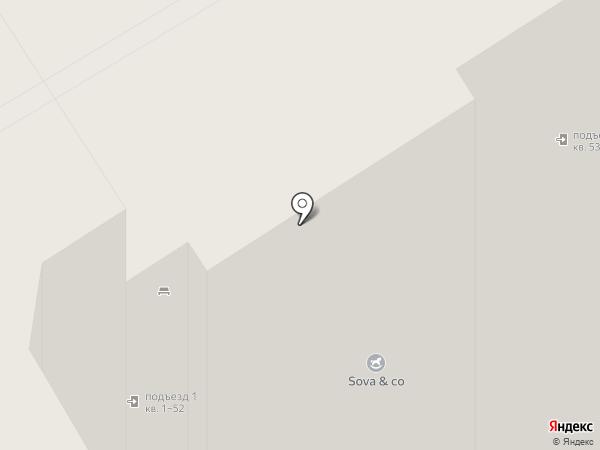 Блеск на карте Твери