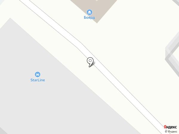 Ден Авто на карте Твери