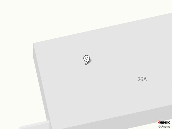 Автомойка на Бульваре Ногина на карте Твери