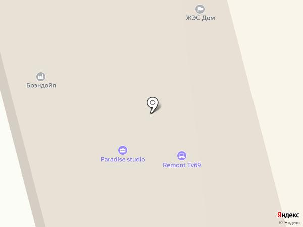 Стройинструмент на карте Твери