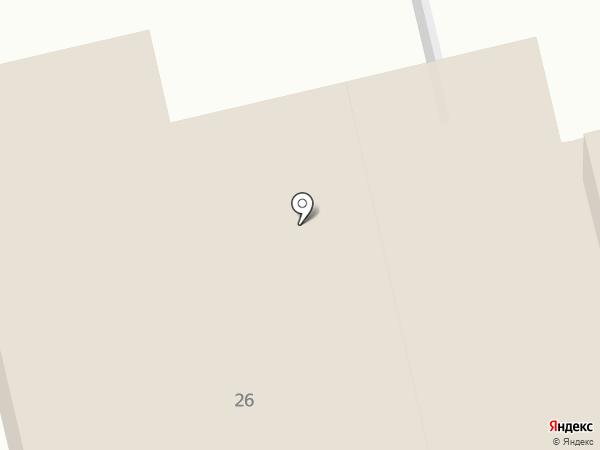 Накат на карте Твери