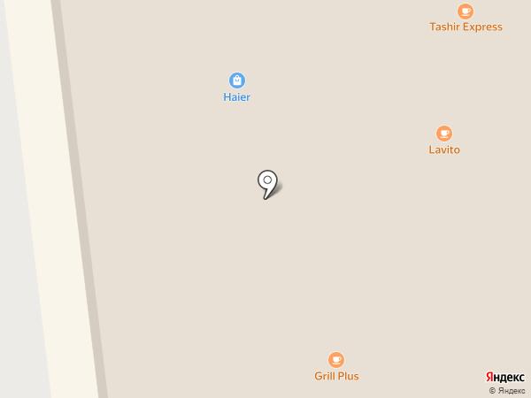 Чито Гврито на карте Твери