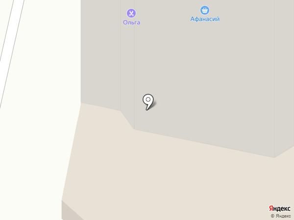 Ольга на карте Твери