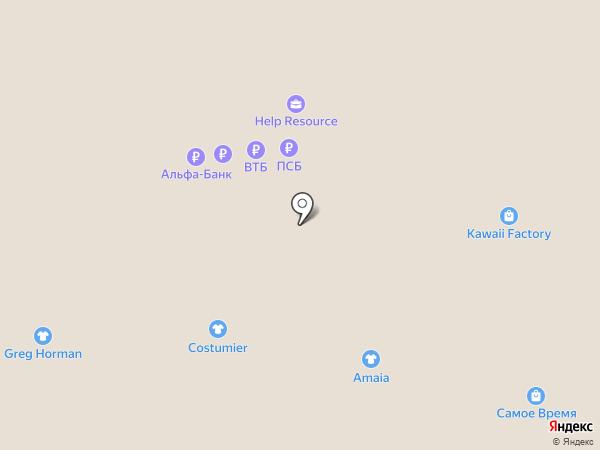 Kokka club на карте Твери