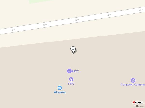 Жаклюзи на карте Твери