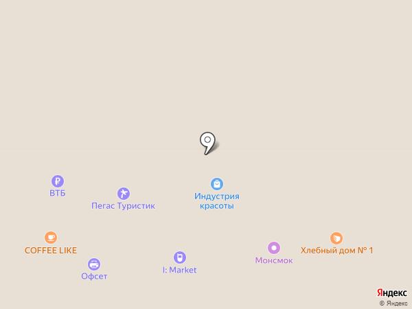 Vapor house на карте Твери