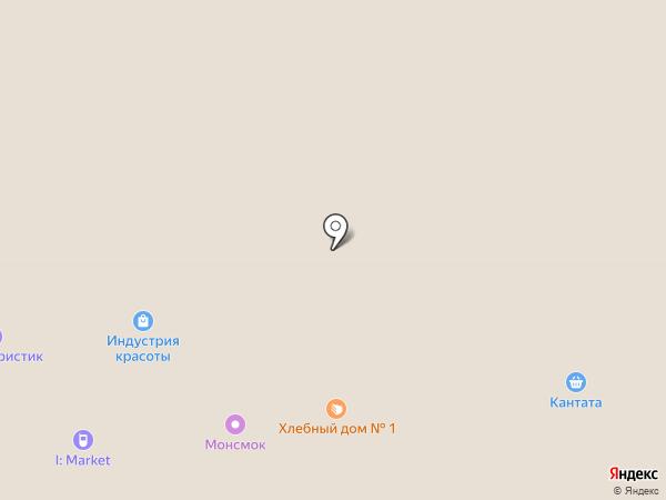 Artesans на карте Твери