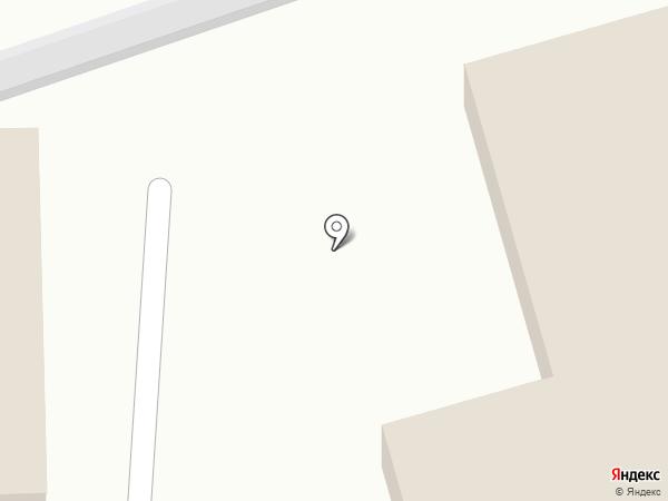 Техношина на карте Твери