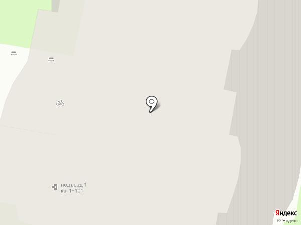 Линда на карте Твери