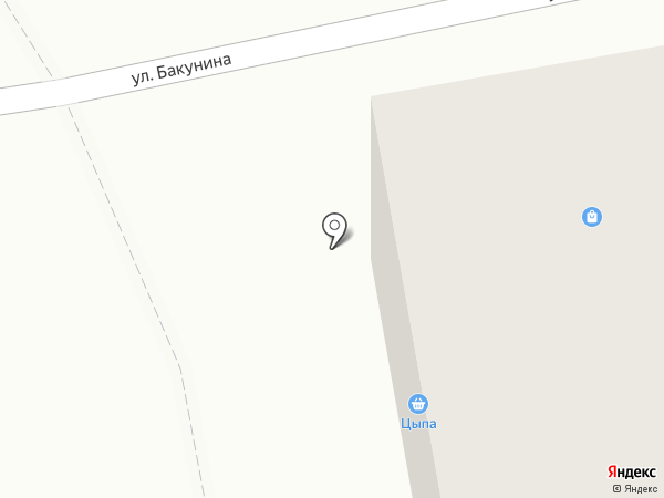 Сгомонь на карте Твери