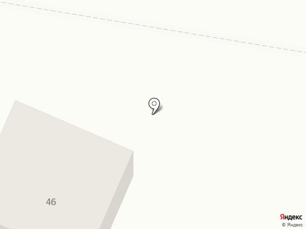 Колесо.69 на карте Твери