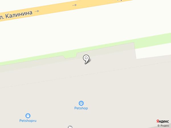 Доктор Оптика на карте Твери
