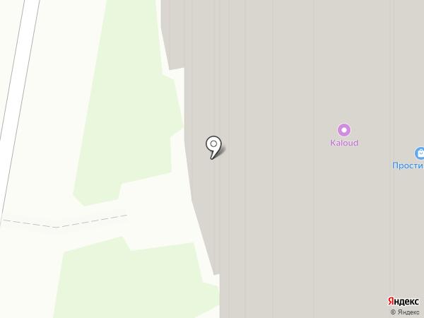 Квартал на карте Твери