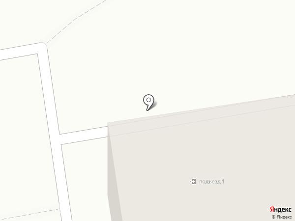 Находка на карте Твери