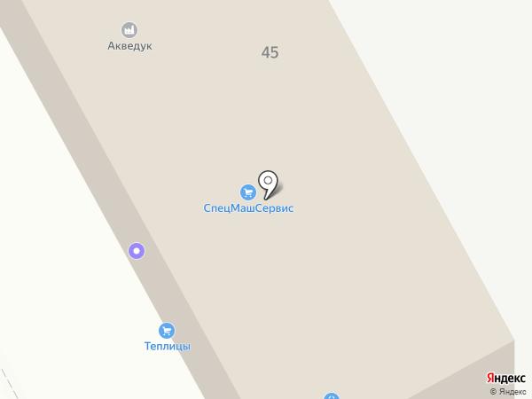 Садовод 69 на карте Дубровок