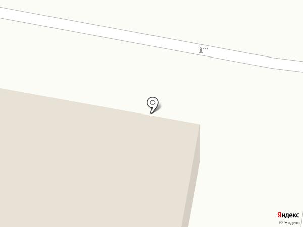 Штиль на карте Твери