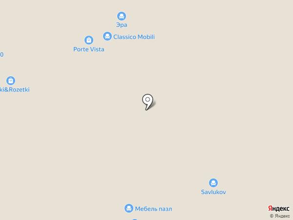 Dariano на карте Твери