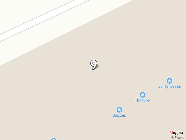 Bono на карте Твери