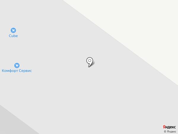 Алтим-строй на карте Твери