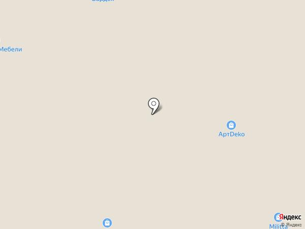 Geniuspark на карте Твери